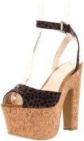 C Label Women's Christian-1 Platform Sandal