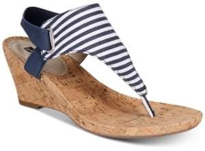White Mountain Wedge Sandals For Women ShopStyle Australia