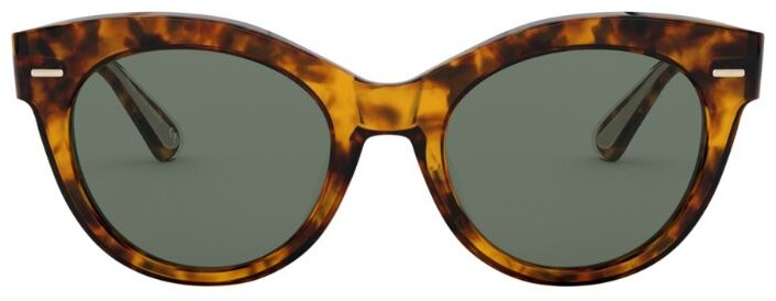 Thumbnail for your product : Oliver Peoples + The Row Georgica Sunglasses