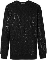 Versus Zayn X printed sweatshirt - men - Cotton/Spandex/Elastane - S