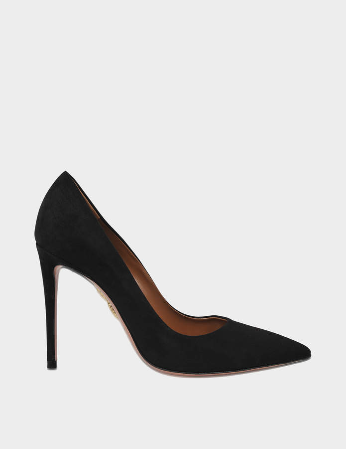 Aquazzura Simply Irrestable pump 105
