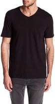 Vince Short Sleeve V-Neck Shirt