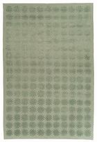 Martha Stewart Constellation Sky Silk/ Wool Rug (7' 9 X 9' 9)