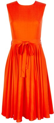 Aarabhi London Saffron Summer Dress