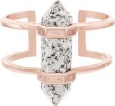 Kendra Scott Shelli Cuff Bracelet in Gray Granite