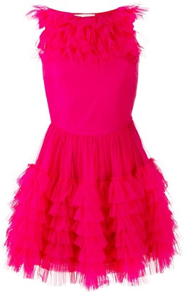 Molly Goddard Tulle Party Dress