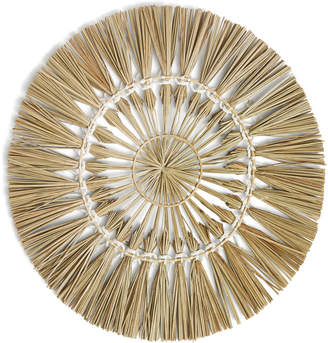 Tory Burch Home Raffia Placemat Set Of 4