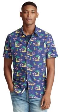 Polo Ralph Lauren Men's Big & Tall Classic-Fit Floral Shirt