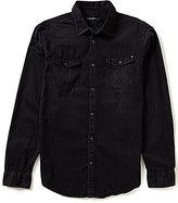 Calvin Klein Jeans Basic Solid Denim Shirt