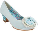 China Doll Light Blue Catuona Dress Shoe