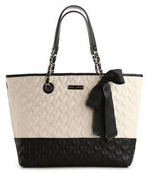 Betsey Johnson My One & Only Multi Tote