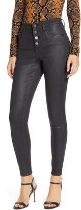 Blank NYC The Great Jones High Waist Skinny Jeans