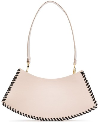 Elleme Swing leather shoulder bag