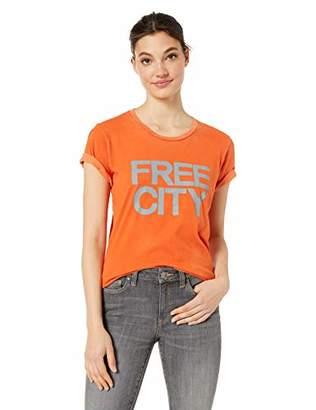 Freecity Women's Str8up Short Sleeve Tshirt