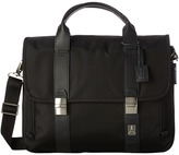 Travelpro Executive Choice Checkpoint Friendly Messenger Brief Messenger Bags