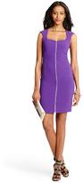 Diane von Furstenberg Corinne Cross Strap Dress