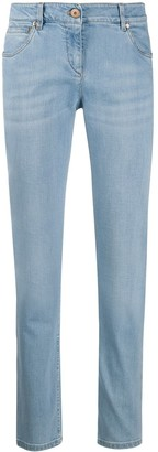 Brunello Cucinelli Denim Low Rise Jeans