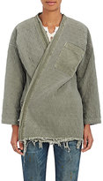 NSF Women's Kimono Quilted Canvas Jacket