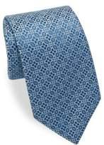 Charvet Ornate Patterned Silk Tie