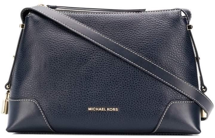 d1fccf7b46d8 MICHAEL Michael Kors Blue Crossbody Shoulder Bags for Women - ShopStyle UK