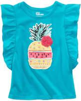 Epic Threads Flutter-Sleeve T-Shirt, Toddler Girls, Created for Macy's