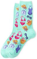 Hot Sox Beach Clothes Socks