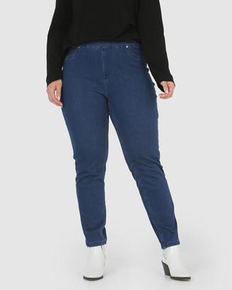On Carmen Pull Jeans