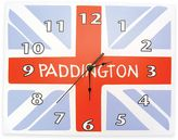 Trend Lab Paddington BearTM Union Jack Clock