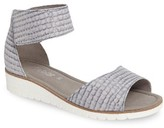 Gabor Women's Two-Strap Sandal