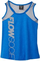 Flow Society Solid Racerback Tank (Little Girls & Big Girls)
