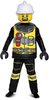 Disguise LEGO® Firefighter Deluxe Dress-Up Set - Kids