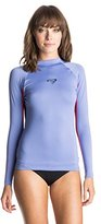 Roxy Women's Xy Long Sleeve Rash Guard