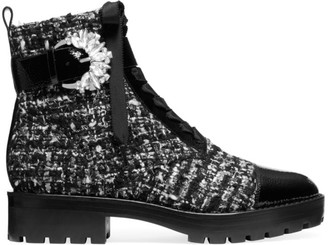 MICHAEL Michael Kors Frieda Tweed Booties
