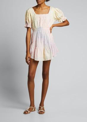 LoveShackFancy Tomasina Dress