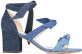 Alexandre Birman tied strappy sandals