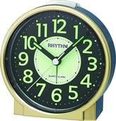 rhythm Quartz Alarm Clock Analogue 70225–9