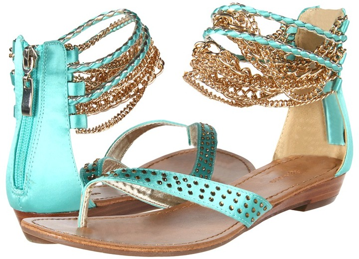 Zigi Wardrobe (Mint Fabric) - Footwear
