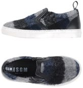 MSGM Low-tops & sneakers