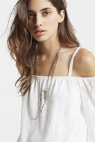 BCBGeneration Always Charming Necklace - Silver