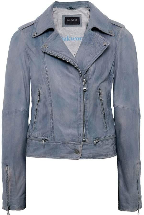 Oakwood Sidonie Leather Biker Jacket