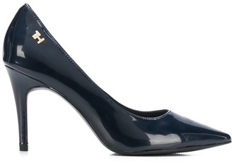 Tommy Hilfiger 95mm Patent Pumps