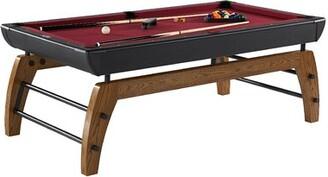 Pool' Edgewood 7' Pool Table Hall of Games