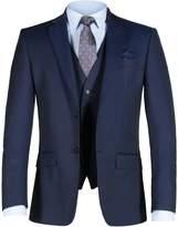 Alexandre Of England Weston Blue Twill Jacket