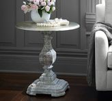 Pottery Barn Silvia Pedestal Side Table