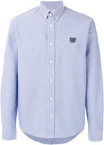 Kenzo Mini Tiger button down shirt - men - Cotton - XL