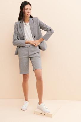 Lauren Ralph Lauren Houndstooth Bermuda Shorts