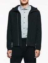 Calvin Klein Platinum Merino Hooded Jacket