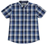 Soul Cal SoulCal Short Sleeve Check Shirt Junior Boys