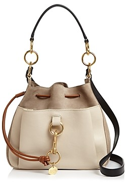 See by Chloe Tony Leather & Suede Shoulder Bag