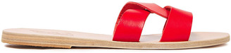 Ancient Greek Sandals Desmos Nubuck Slides